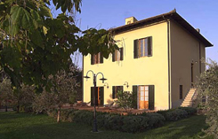 rooms, bed and breakfast with restaurant in Chianti